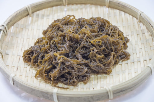 Mozuku seaweed from Japan