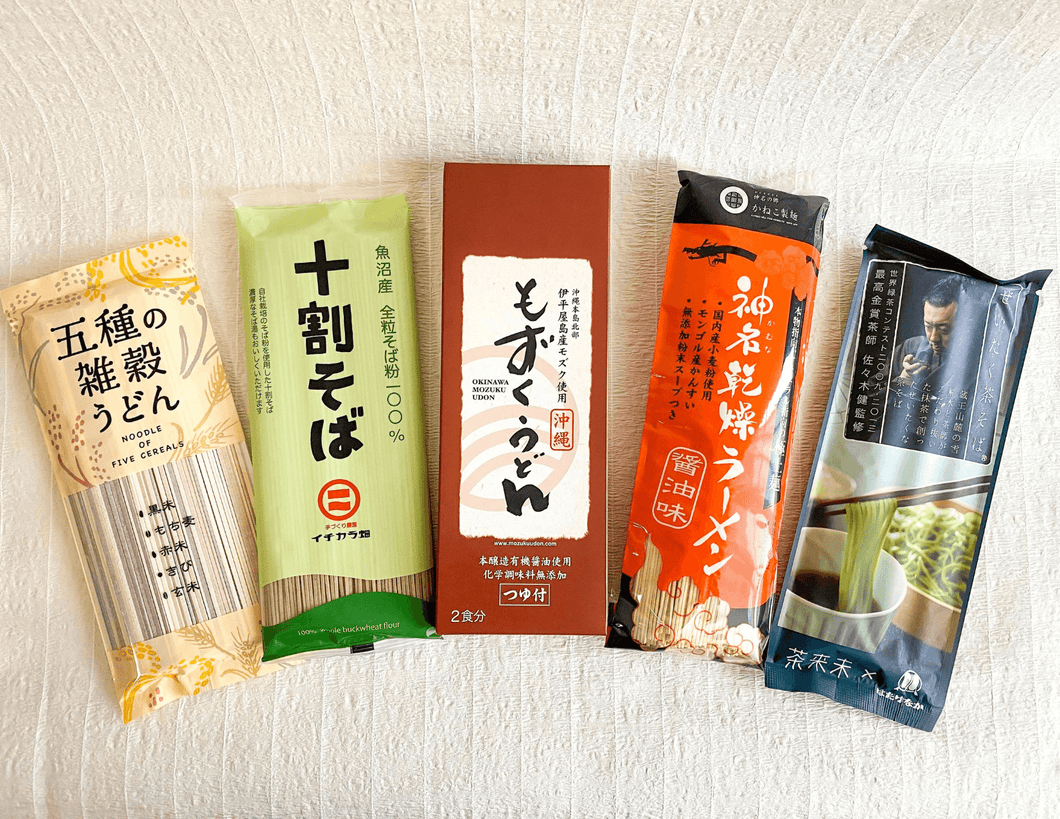"ZURU ZURU NOODLES: ""Yui"" Care Package (delivery within Japan only)"