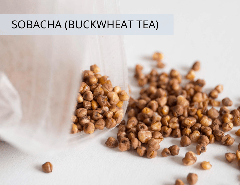 Sobacha (Buckwheat Tea) from Kokoro Care Packages