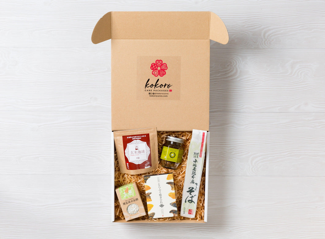 Nourishing Essentials - 1 month gift (delivery within Japan only)