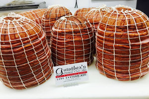 Smoked Holiday Ham