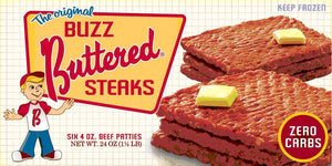 Buzz Buttered Steaks