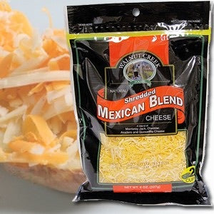 Cheese Mexican Blend Shredded
