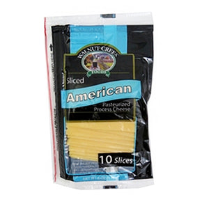American Yellow Cheese Sliced