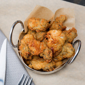 Homestyle Breaded Oysters