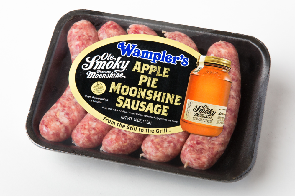 Ole Smoky Apple Pie Moonshine Grillers