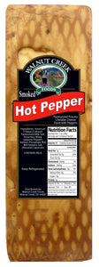 Smoked Hot Pepper