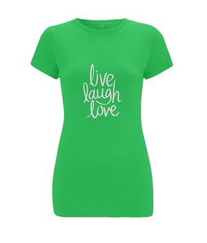 Ladies Feel-Good Stretch T-Shirt