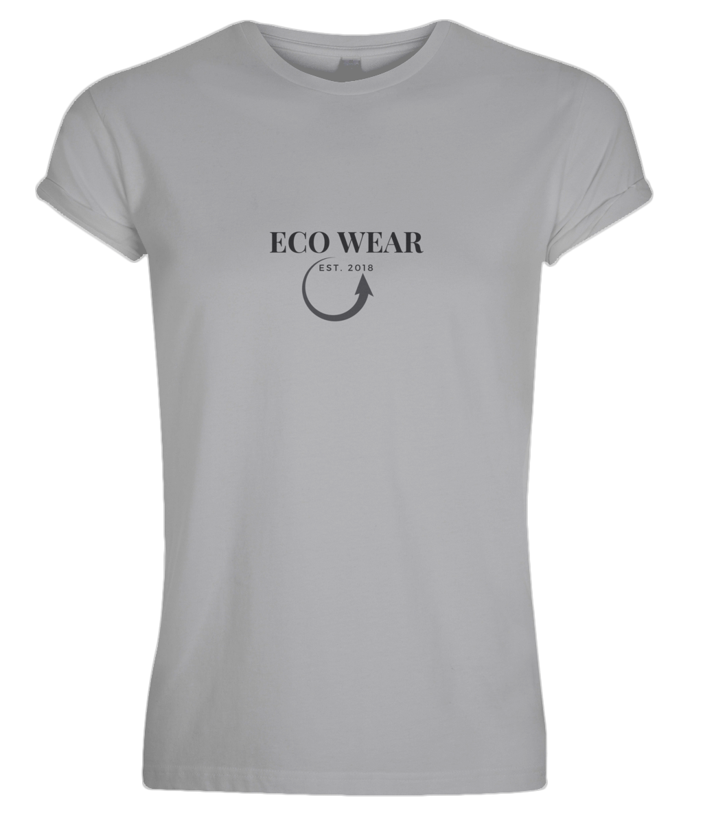 Men's Rolled Sleeve T-Shirt - eco-wear-ltd