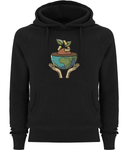 Unisex Organic & Fairtrade Pullover Hoody - eco-wear-ltd