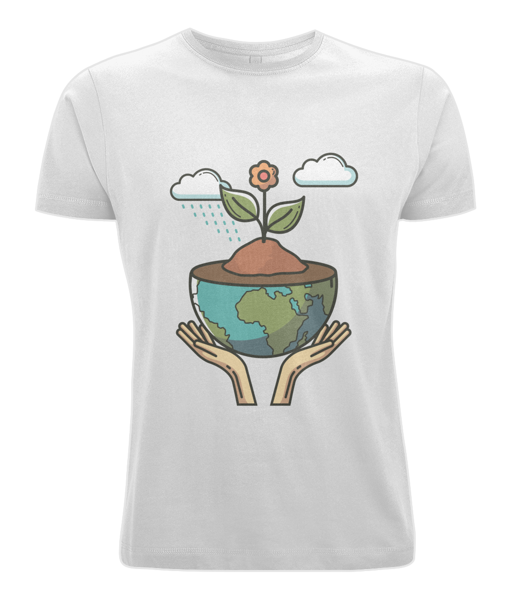 Women's Bamboo T-Shirt - eco-wear-ltd
