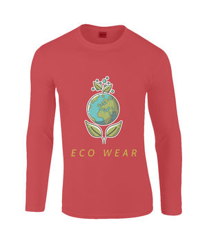 SoftStyle Long Sleeve T-Shirt - eco-wear-ltd