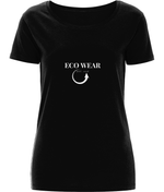 Women's Open Neck T-Shirt