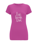 Ladies Feel-Good Stretch T-Shirt - eco-wear-ltd