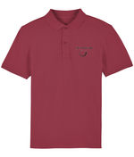Embroidered High Quality Men's Organic Polo | Eco Wear Ltd