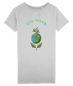 Eco T-Shirt Dress - eco-wear-ltd