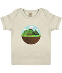 Organic Baby T-shirt - eco-wear-ltd