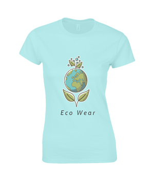 SoftStyle® Ladies T-Shirt | Eco Wear Ltd