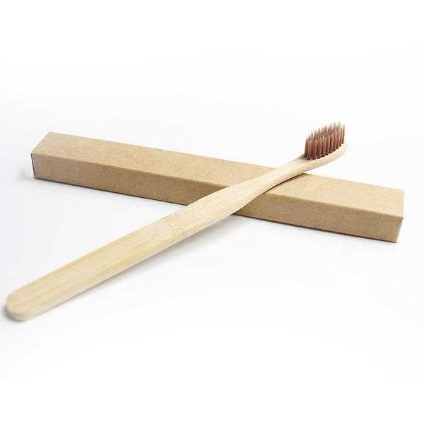 Bamboo Toothbrush - eco-wear-ltd