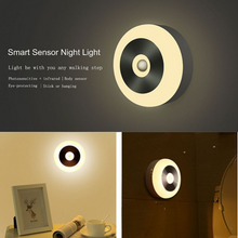 Load image into Gallery viewer, Smart Motion Sensing Battery LED Light