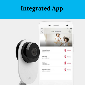 Wireless Smart Home Security Camera