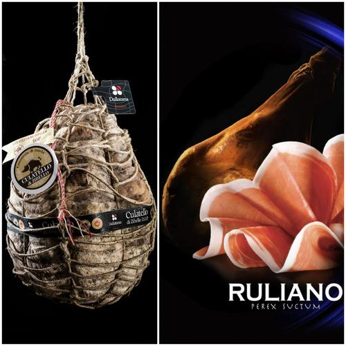 Prosciutto Crudo e Culatello, le differenze. Scoprile insieme ad Eligere Food.