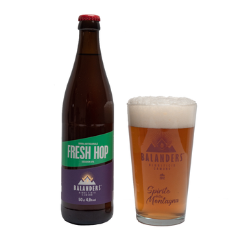 Birra Artigianale - FRESH HOP (Session Ipa)