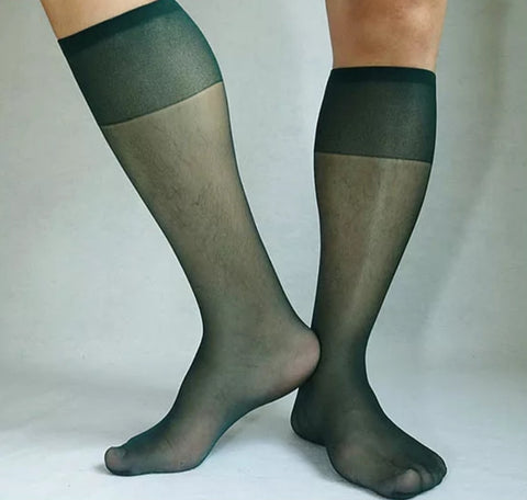 BV Green OTC Socks - Ben Valiant Shop