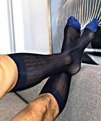 BV Dress Style Socks - Ben Valiant Shop