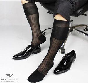 BV Formal Sheer Socks - BV Creative Shop