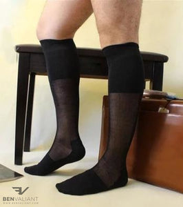 BV New Style Sheer Socks - Ben Valiant Shop