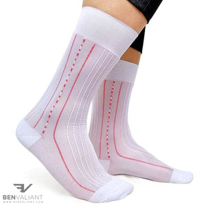 BV Striped TNT Socks - Ben Valiant Shop