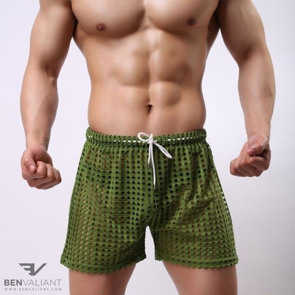 BVC Mesh Shorts - BV Creative Shop