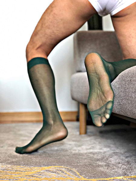 BV Color Sheer Socks - Ben Valiant Shop