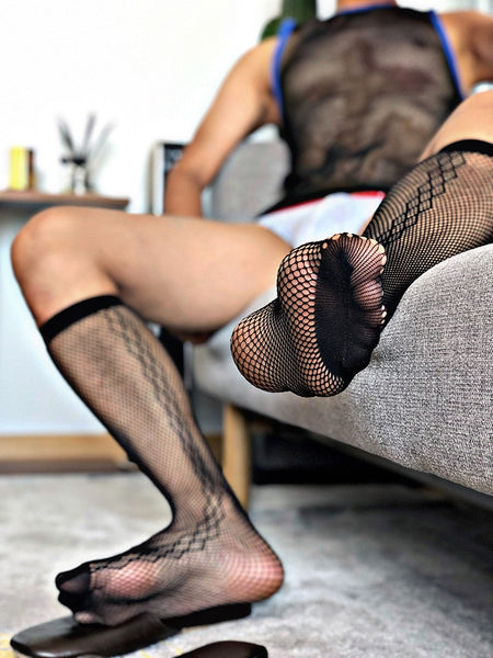 BV Cobra Sheer Socks - BV Creative Shop