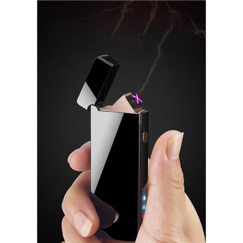 USB Electronic Flameless Lighter - [bv-creative-shop]