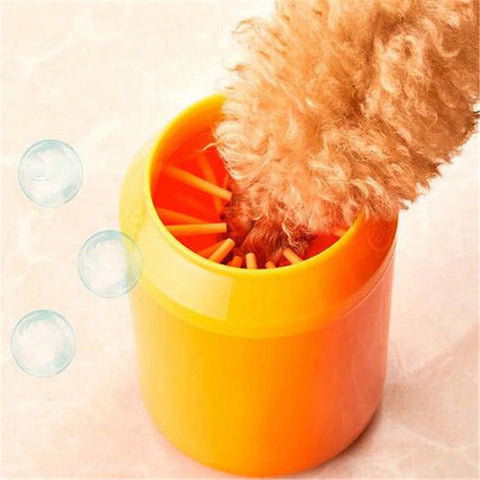 Silicone Dog Paw Cleaner - [bv-creative-shop]