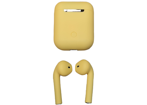 WIRELESS INPODS - BANANA YELLOW