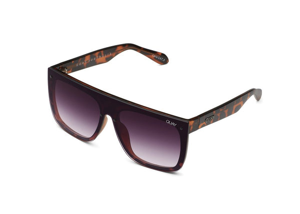 QUAY SUNGLASSES JADED (TORT/PURPFD)