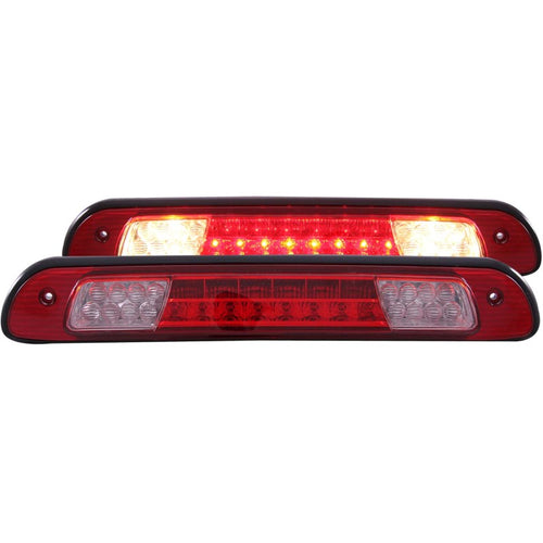 ANZO 2000-2006 Toyota Tundra LED 3rd Brake Light Red - 531040