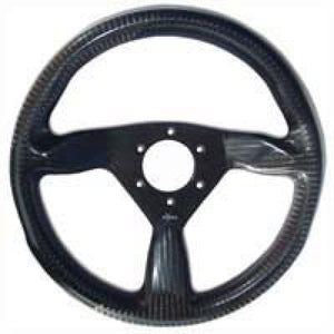Reverie Eclipse 315 Carbon Steering Wheel - MOMO/Sparco/OMP Drilled, Untrimmed