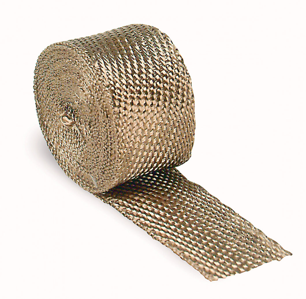 Design Engineering Titanium Exhaust Manifold Wrap 1