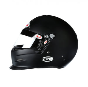 Bell K1 Pro Racing Helmet Black Medium