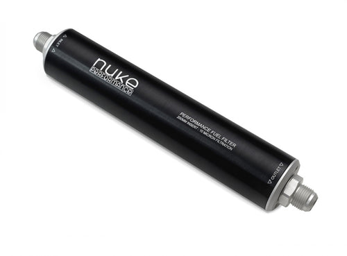 Nuke Performance 200mm Fuel Filter AN-10