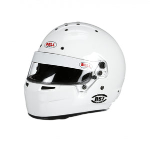 Bell RS7 Racing Helmet White 61+ cm