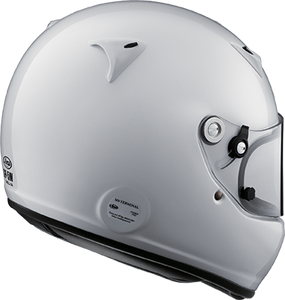 Arai GP-5W White XS Racing Helmet