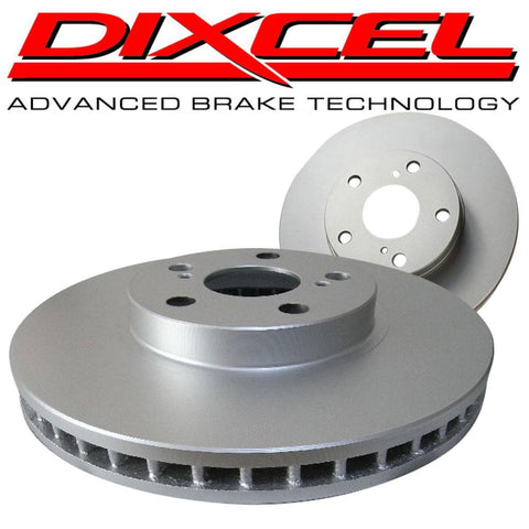 DIXCEL PD Type RX270 AGL10W Rear LEXUS