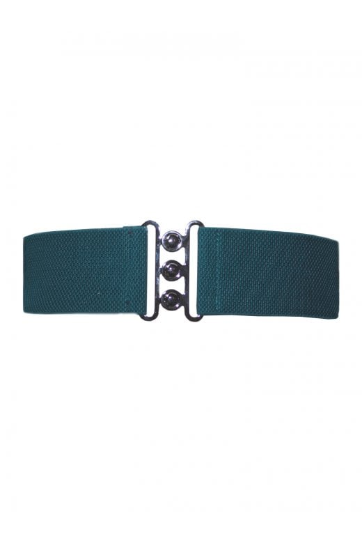 Nessa Clinch Belt - Green