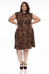 Leopard Bombshell Dress