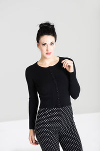 Paloma Cardigan - Black